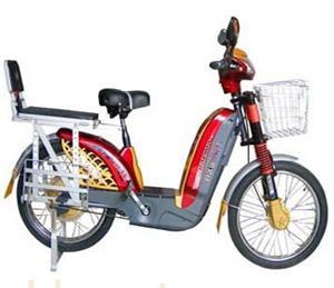 深圳八匹马美洲豹载重款电动自行车