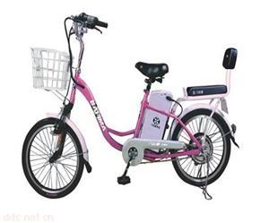 深圳时尚马简易电动自行车