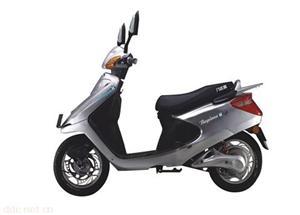 八匹马350W/500W优雅款电动摩托车