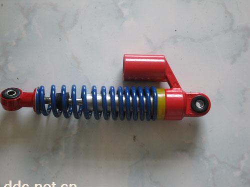 昊吉铝制液压气囊减震器图片