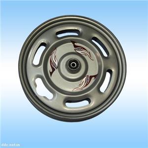 电动车钢圈 16寸电动车钢圈 宝马前轮电动车钢圈