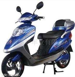 嘉陵16寸350W豪华电动摩托车