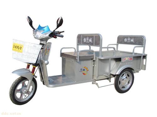 彭盛电动三轮车图片-彭盛电动三轮车价格-彭盛电动车