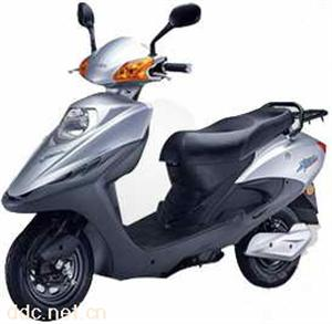 奥龙150电动摩托车