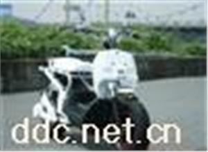 百缘新动力祖玛一代电动摩托车