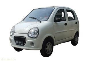 山东快乐熊猫小型电动汽车