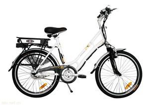 展辉24寸36V骄阳锂电池电动自行车