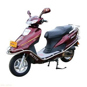 麦科特大公主电动摩托车