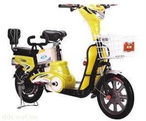48V350W本雅金蝴蝶电动自行车