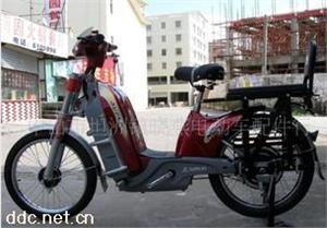 珠海大水牛长跑王电动自行车