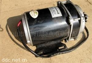 尤耐特有刷直流电动三轮车电动机