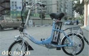 250W16寸明骄改装款锂电动自行车