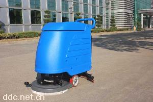 玛西尔DX-6/DX-6A系列电动手推式洗地机