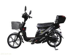 济南轻骑飞侠A7经典款电动自行车