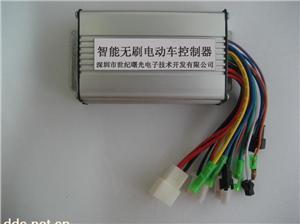 SG158B 智能型无刷电动车控制器方案