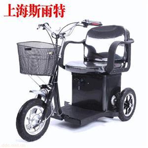 上海斯雨特老年代步车,老年电动三轮车