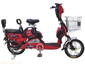 天津小鸟简易款电动自行车