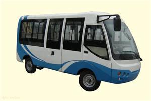 河南鸿马12座电动客车
