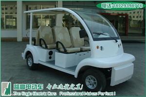 西安6座旅游电动观光车