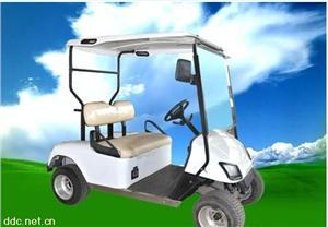 河南嘉骏ZJ2041 2座白色电动高尔夫球车