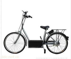 城市车夫迷你电动自行车