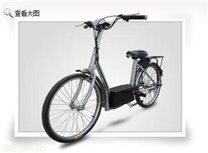 朝源城市车夫简易款电动自行车