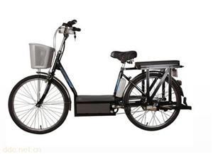 城市轻骑二代大货架电动自行车