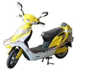 泉州银豹350W东模阳光电动摩托车