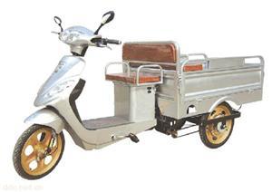 泉州银豹载货款电动三轮车