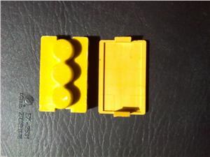 三位卡盖接线盒