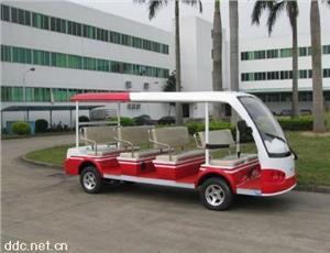 深圳凯逸8座电动观光车