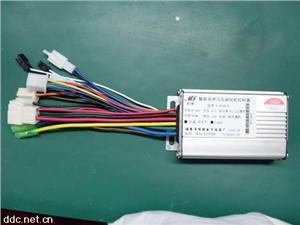 力特电动车智能自学习控制器