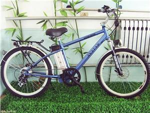 格律诗26寸36V铝合金电动自行车