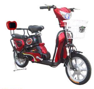 都市风蝶王二代电动自行车