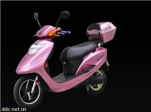 台州帝达48V亮剑豪华电动摩托车