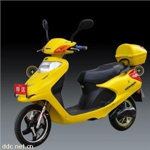 帝达优雅小公主电动摩托车