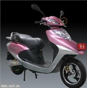 帝达豪华款350W优悦电动摩托车