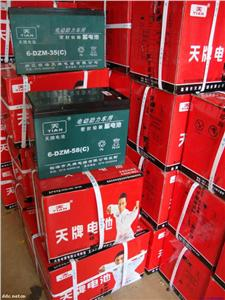 电动四轮代步车专用电池