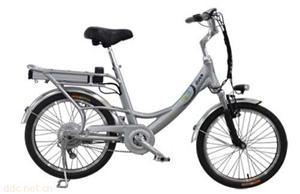 乐比TDN08Z高碳钢锂电动车