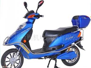 力程12寸豪华电动摩托车