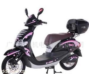 豪华款女士电动摩托车