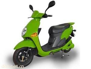 广州啦啦宝贝绿色款电动摩托车