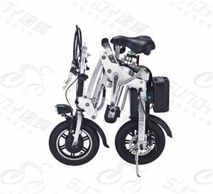 折叠电动电动自行车