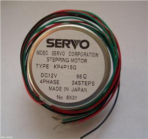 气相色谱仪专用JAPAN SERVO步进电机