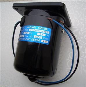 特殊电装电机