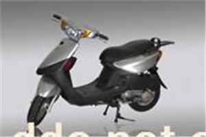 厦门125T巧格电动摩托车