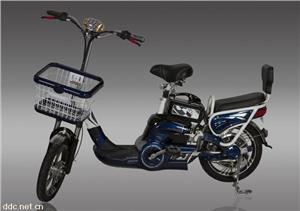超级玛丽48V350W电动自行车