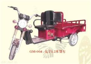 载货客运和老年助力电动三轮车