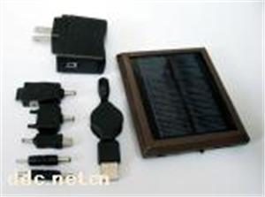 中山市正丰电子SC003太阳能手机充电器