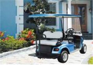 卓凡S-2+2电动高尔夫球车